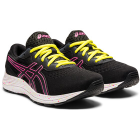 asics Gel-Excite 8 GS Shoes Kids, black/hot pink